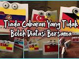 Iklan Animasi Petronas Sempena Kemerdekaan : Getah Pemadam Tiada Cabaran Yang Tidak Dapat Diatasi Jika Bersama