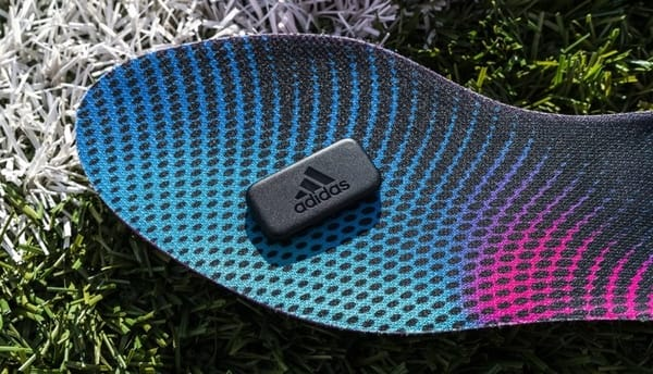 Google and Adidas offer a smart slipper to track your soccer skills