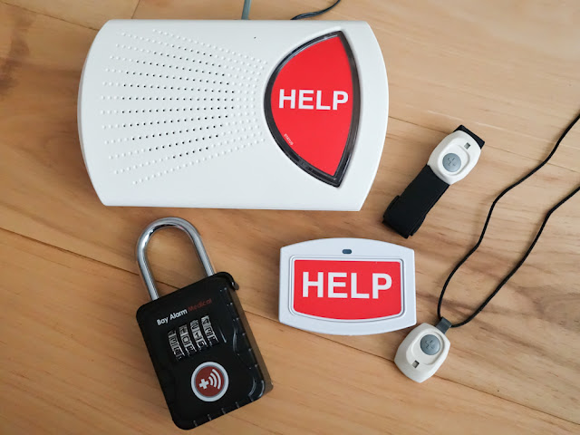 Protecting my parents with Bay Alarm Medical Review