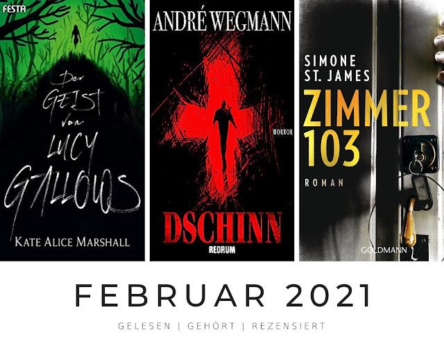 Monatsrückblick Februar 2021