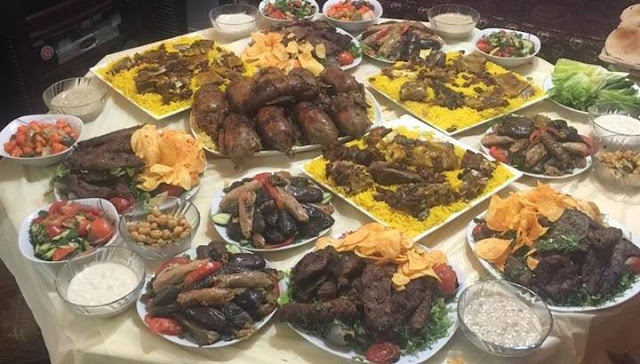سلسلة حلقات إفطارك عندنا في شهر رمضان الكريم ( الحلقة التاسعة )
