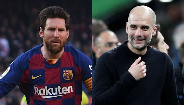 Pep Guardiola And Lionel Messi Donate €1million Each To Help Fight Coronavirus