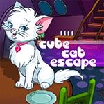 Games4King Cute Cat Escape