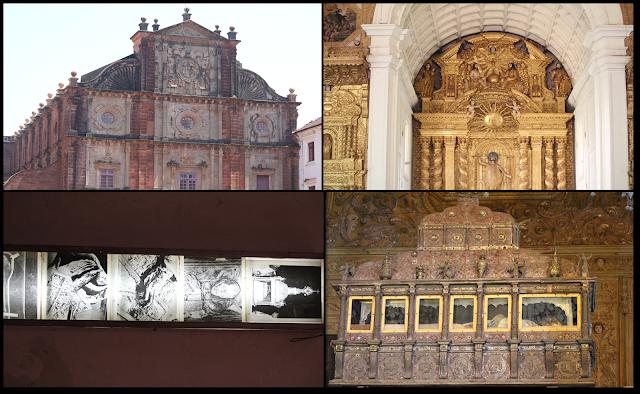 Goa, churches at Goa
