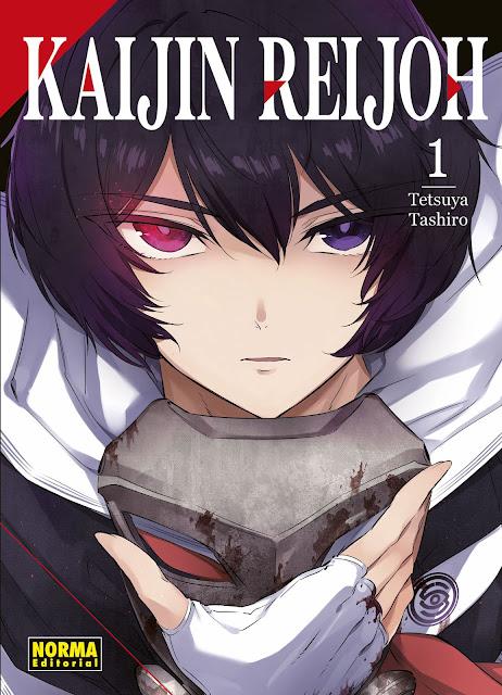 Reseña de Kaijin Reijoh, de Tetsuya Tashiro - Norma Editorial