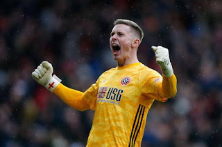 Manchester United to make Henderson highest-paid goalkeepers in Europe