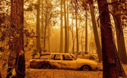 Μαίνεται ο πύρινος εφιάλτης στην Καλιφόρνια