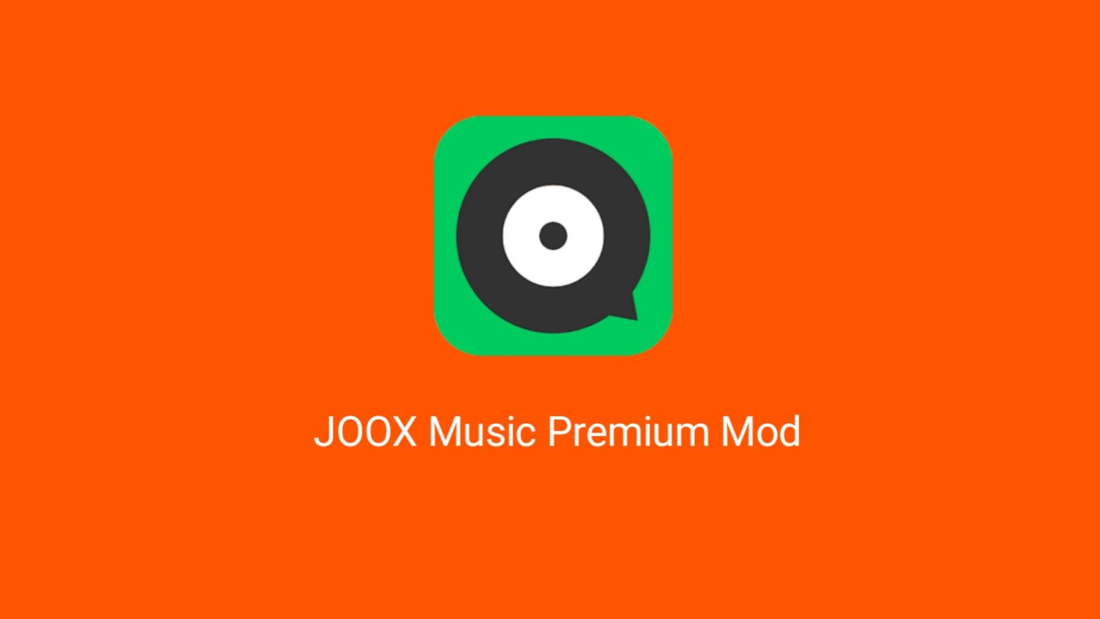 JOOX Music Premium MOD v5.7.3 APK