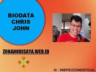 PROFIL : CHRIS JOHN