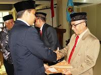 UMK lantik empat Wakil Rektor baru