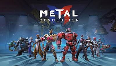 O game de luta Metal Revolution está em uma nova fase beta