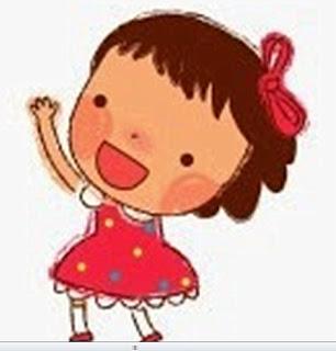 La niña rima riza cada ola de versos.