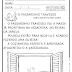 O PASSARINHO TRAVESSO - PEQUENO TEXTO EM DOIS TIPOS DE LETRAS/ INTERDISCIPLINAR - 1º ANO/ 2º ANO