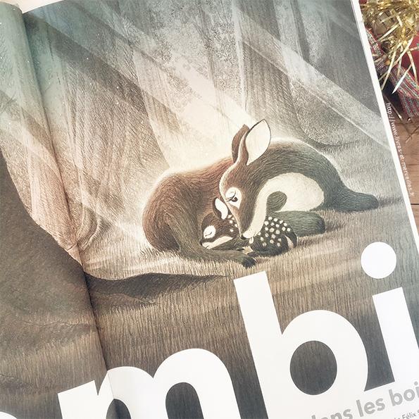 Bambi une vie dans les bois - Philippe Jalbert