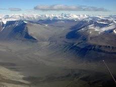 Tidak Semua Bagian Antartika Tertutup Es - Lembah Kering McMurdo