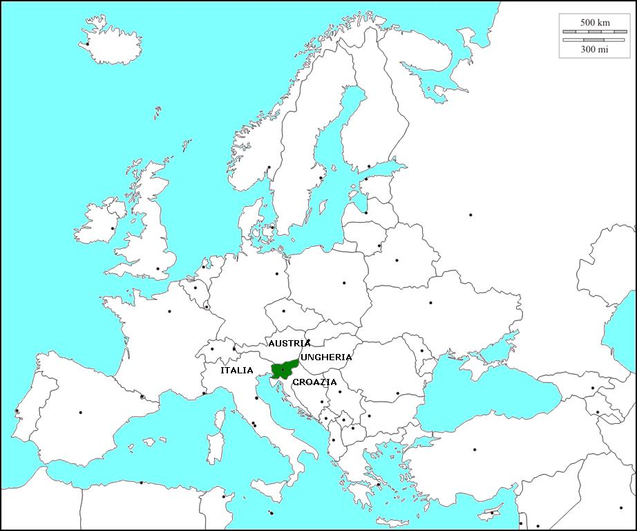 Chi Viaggia Impara Immagini Dal Mondo Slovenia