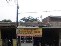 """Warteg """"Pondok Nasi Qiara"""" - Wisma Jaya, Duren Jaya, Bekasi Timur"""