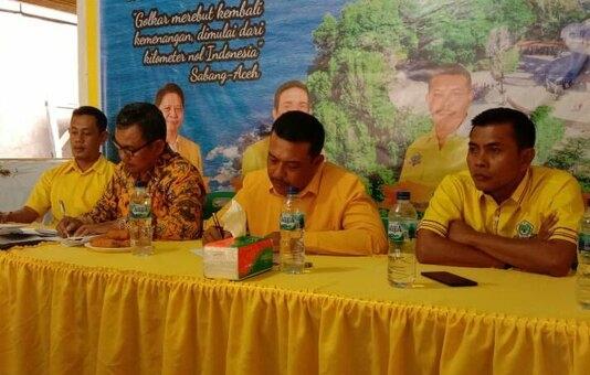 Pengurus Partai Golkar Aceh Selatan Gelar Silaturrahmi dan Konsolidasi