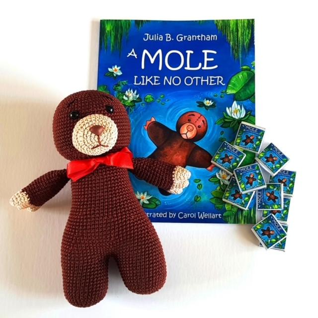 A mole like no other book