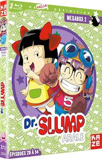 Dr. Slump – Temporada 2 [3xBD25] *Con Audio Latino