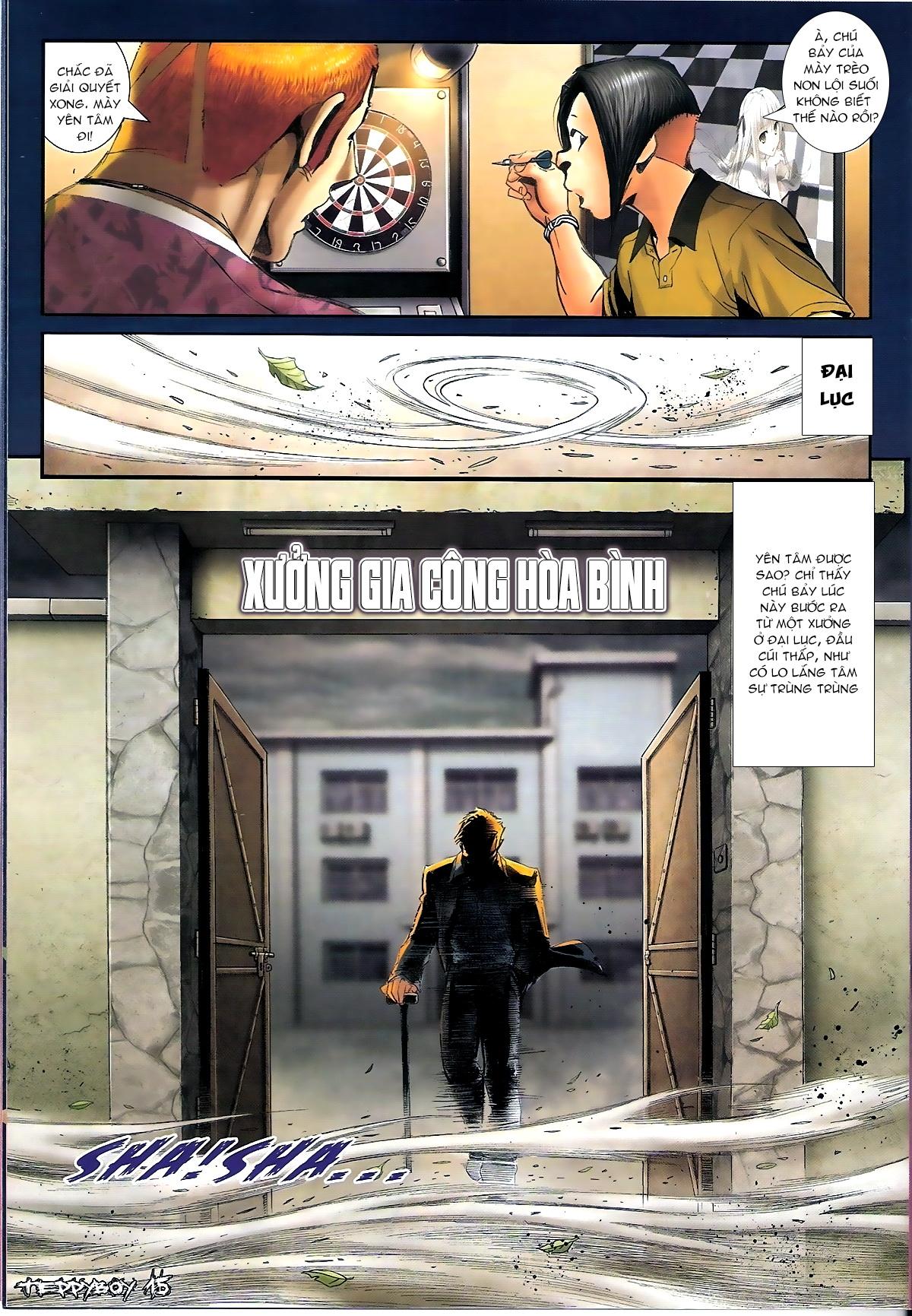 Người Trong Giang Hồ Chap 1348 - Truyen.Chap.VN