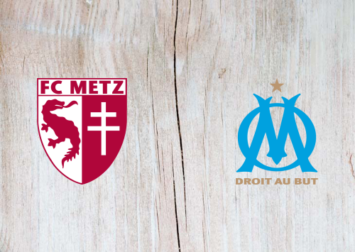 Metz vs Olympique Marseille -Highlights 23 May 2021