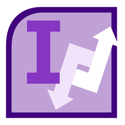 Preview of Microsoft Office Infopath 2010 logo icon