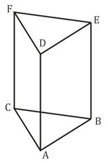 gambar prisma segitiga