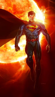 Superman Mobile HD Wallpaper
