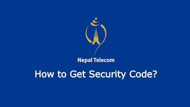 How to get the security code of NTC ?