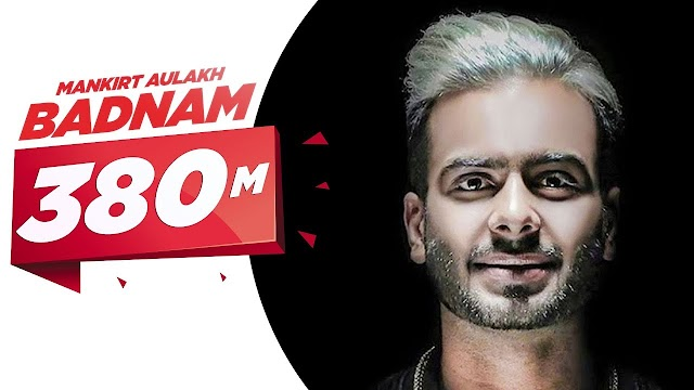 Badnam | Mankirt Aulakh Feat Dj Flow Lyrics in English