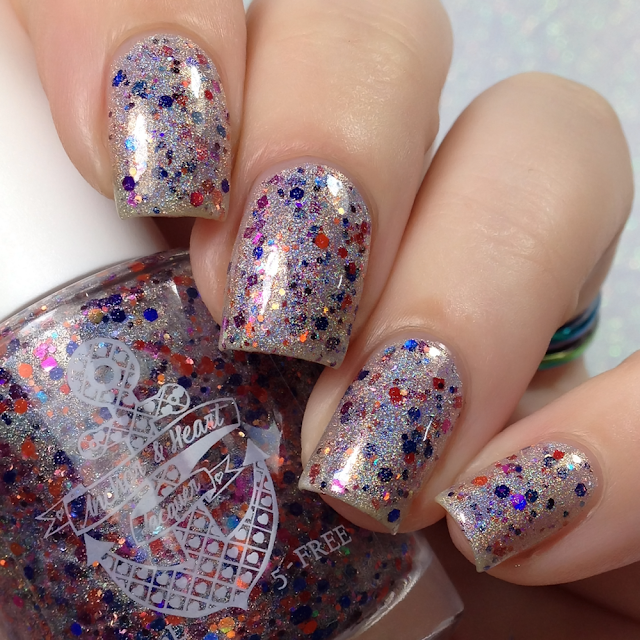 Anchor & Heart Lacquer-Little Wee Witch