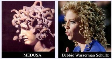 Debbie Wasserman Schultz | District of Calamity