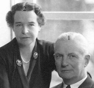 Friedrich-Marie Melita Herzog und Herzogin  zu Schleswig-Holstein-Sonderburg-Glücksburg