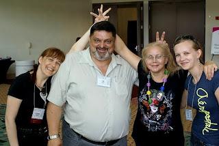 Юрий Шуманский - ангел-хранитель конкурса и выставки