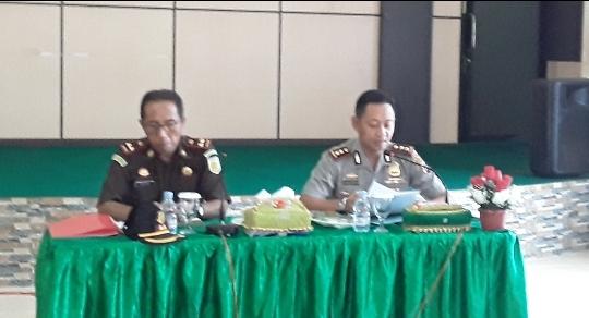 Sebagai Tahanan Titipan, Tersangka Kasus OTT Di Pindahkan Ke Rutan Klas 1A Padang