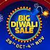 Axis Bank Offer | 10% Discount + 5% Cashback on Flipkart Big Diwali Sale