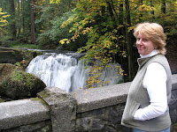 Brita at Whatcom Falls