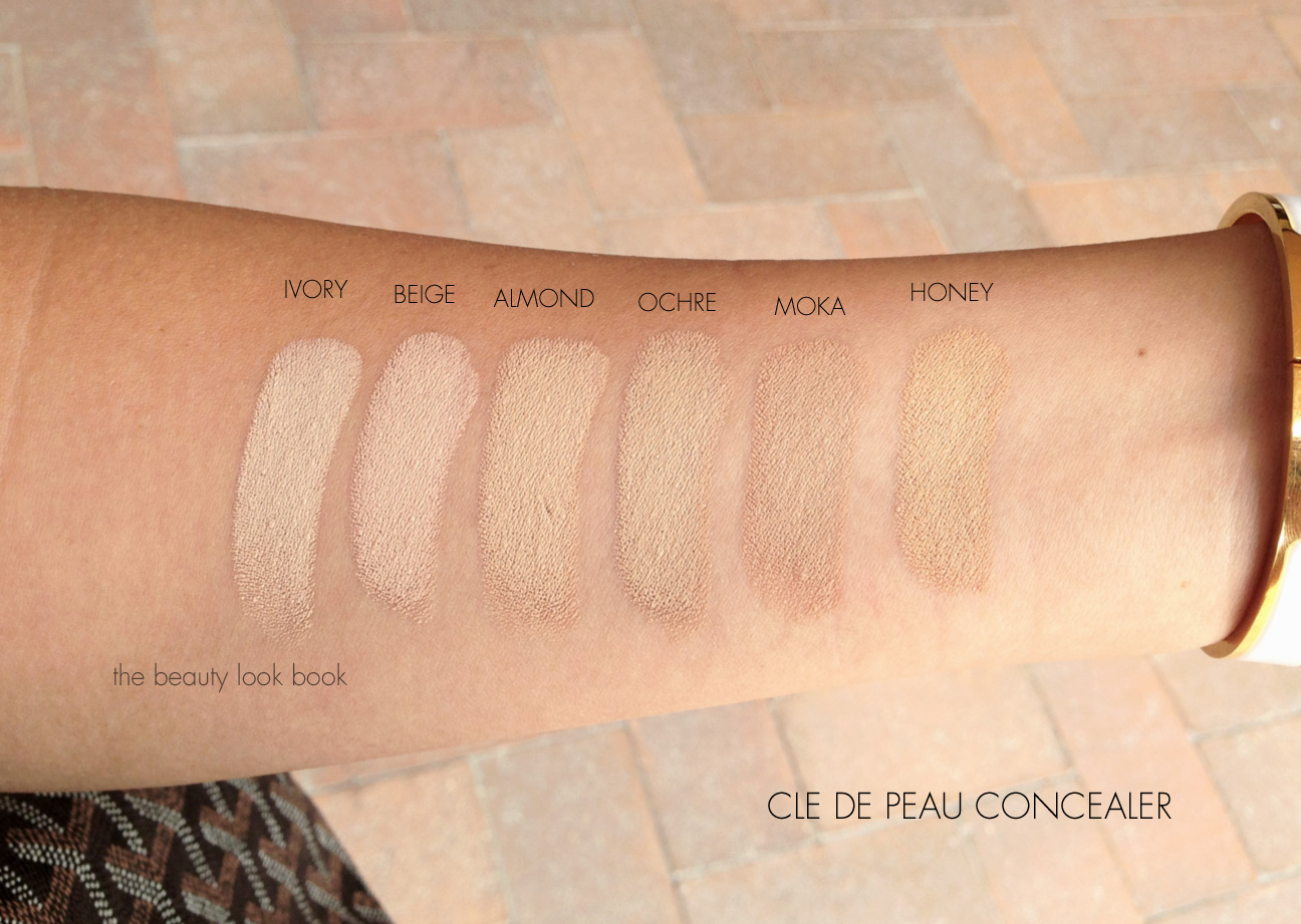 Clé de Peau Beauté Concealer in Almond / Amande | The Beauty Look Book