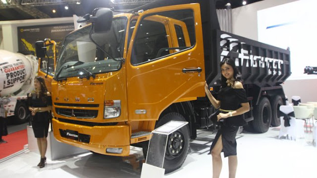Truk Mitsubishi