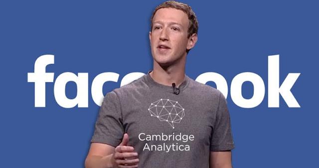 """Cambridge Analytica destruiu a """"confiança"""" dos usuários do Facebook."""