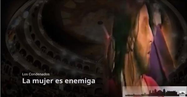 """Pasodoble """"La Mujer es la Enemiga"""". Comparsa """"Los Condenados"""" (2001)"""
