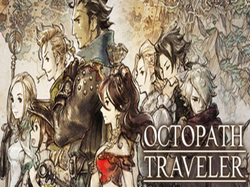 Download OCTOPATH TRAVELER Game PC Free