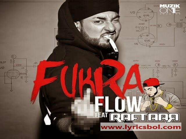 Fukra Flow Manj Musik Ft. Raftaar
