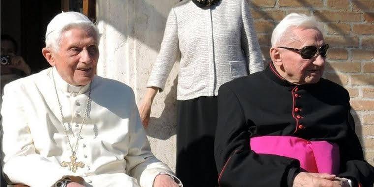 Hermanos Ratzinger