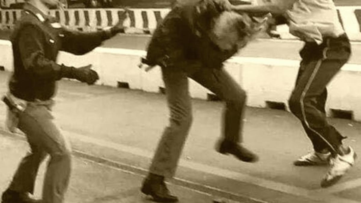 Minorenne fuggito da Comunità aggredisce Polizia