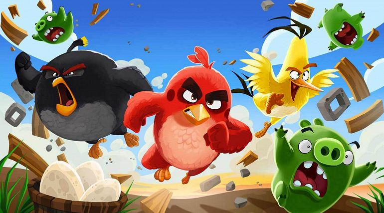 It's hard to believe, but Angry Birds celebrated 10 years and 4.5 billion downloads