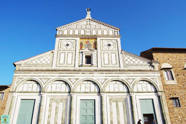 Basílica de San Miniato al Monte en Florencia