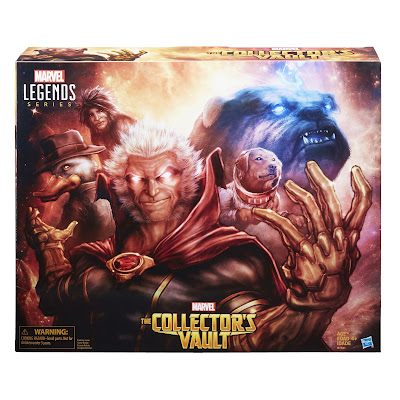 "San Diego Comic-Con 2016 Exclusive Marvel Legends ""The Collector's Vault"" Action Figure Box Set"