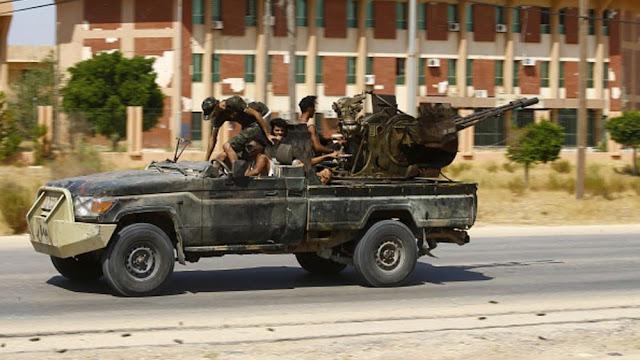 Τι γυρεύουν οι Ρώσοι μισθοφόροι στη Λιβύη...